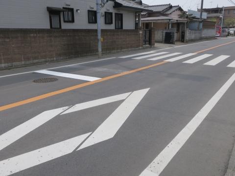⑦3平成30年4月2日「府中小学校歩道問題」解決 (17)