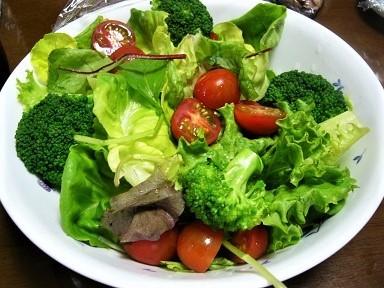 基本サラダ