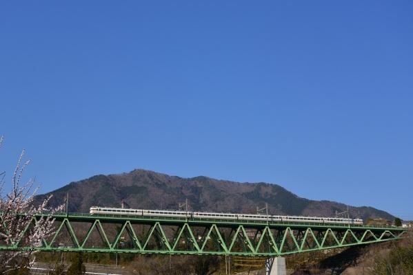 2018年3月25日 JR東日本中央本線 鳥沢~猿橋 189系トタM52編成