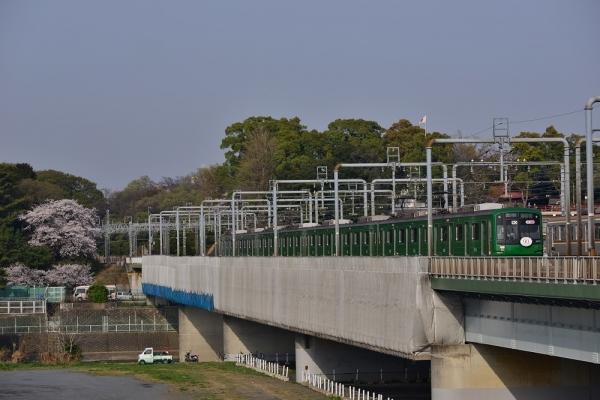 2018年3月29日 東急電鉄東横線 新丸子~多摩川 5000系5122F