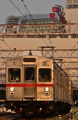 2018年3月29日 東急電鉄多摩川線 蒲田~矢口渡 7700系7905F
