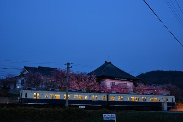 2018年4月10日 上田電鉄別所線 寺下 7200系7255編成