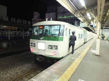04下り臨時快速「ムーンライトながら」0329