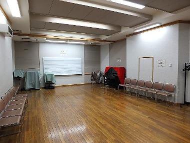 03「井草地域区民センター」地下にある「第二音楽室」0501