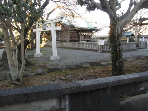 依田原山神社