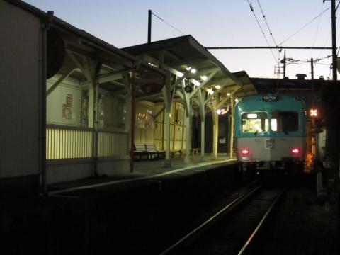 吉原本町駅夜景