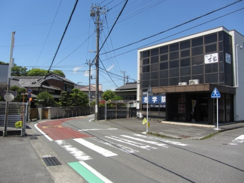 旧東海道 鈴川東町