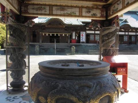 妙法寺(毘沙門天)