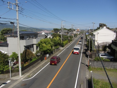 静岡県道380号 檜新田