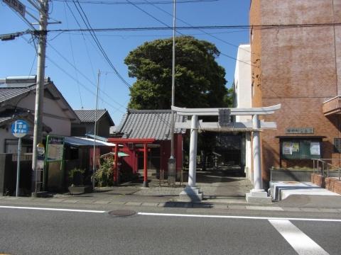 淡嶋神社と米之宮神社