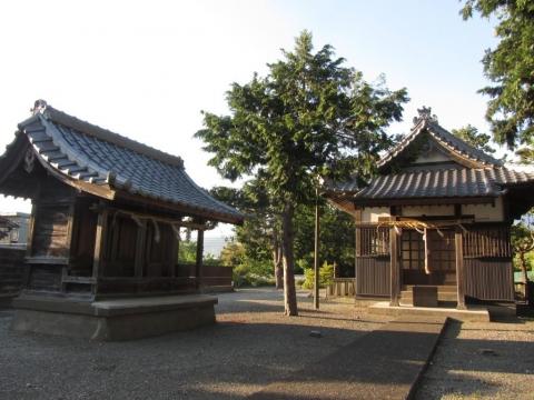 浅間神社(三社宮)