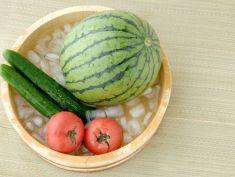 夏野菜の熱中症対策