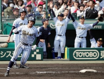 絵日記3・29高校野球2