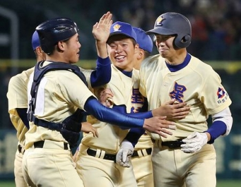 絵日記3・31高校野球2