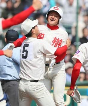 絵日記4・2高校野球2