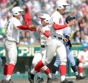絵日記4・3高校野球2