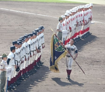 絵日記4・4高校野球1