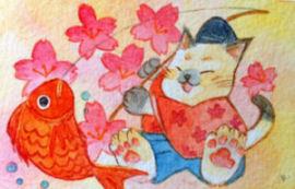 桜猫さん - コピー