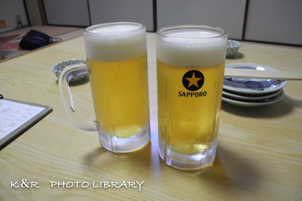 2017年8月5日金田2ビール