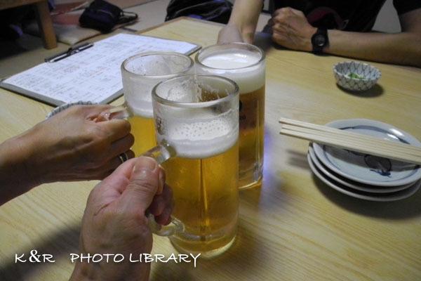 2017年8月5日金田4ビール