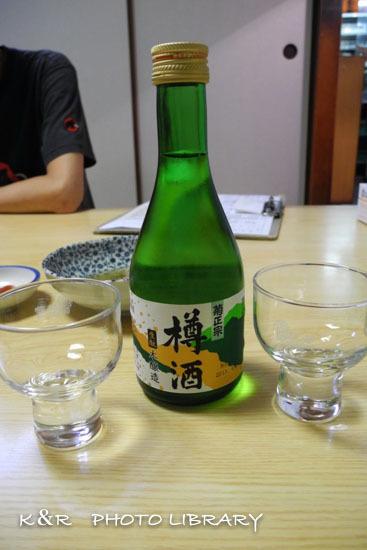 2017年8月5日金田9日本酒