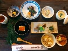 山菜料理1