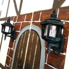 ドールハウス外灯