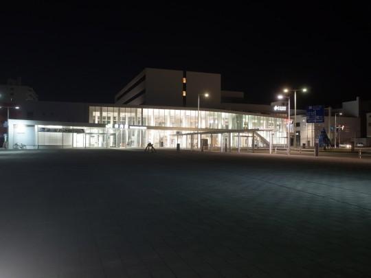 183系稚内駅24