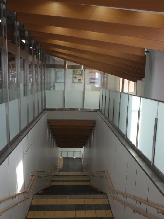 JR木古内駅05