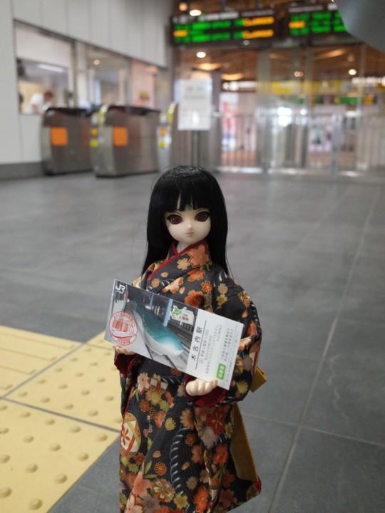JR木古内駅06