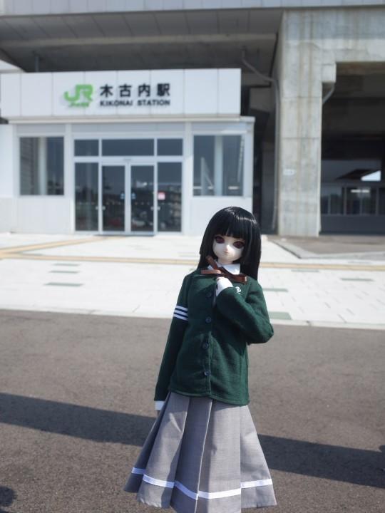 JR木古内駅09
