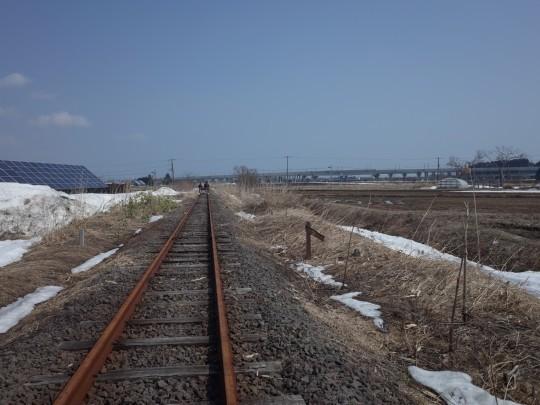 道南トロッコ鉄道12