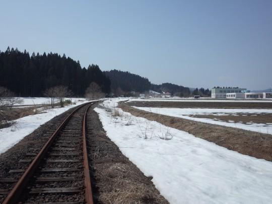 道南トロッコ鉄道14