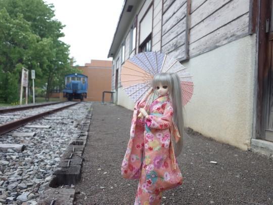 北見滝ノ上駅18