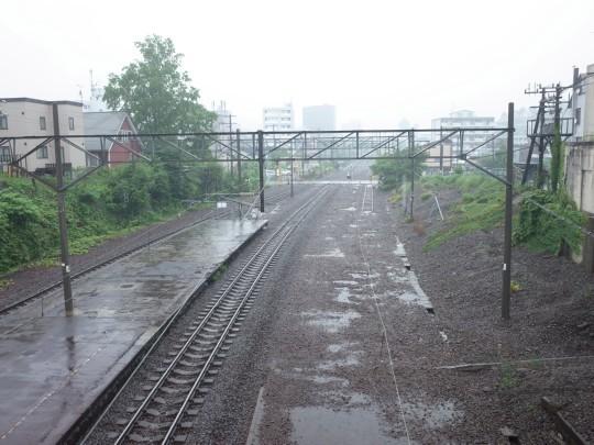 南小樽駅01