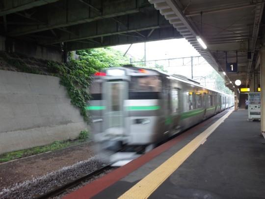 南小樽駅10