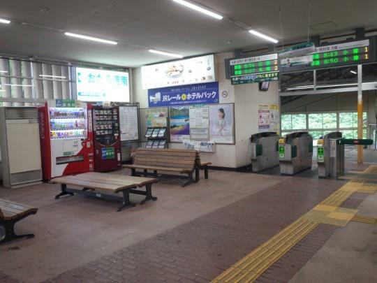 南小樽駅15