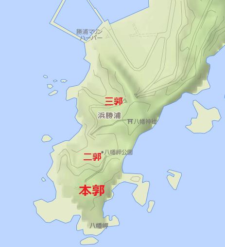 勝浦城概念