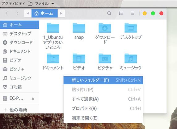 Ubuntu 18.04 X-Arc-Collection テーマ