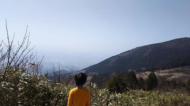 180328 那岐山にて④ ブログ用