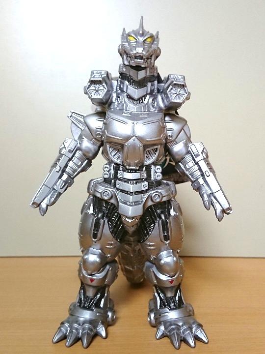 ムービーモンスターシリーズ メカゴジラ(重武装型)0