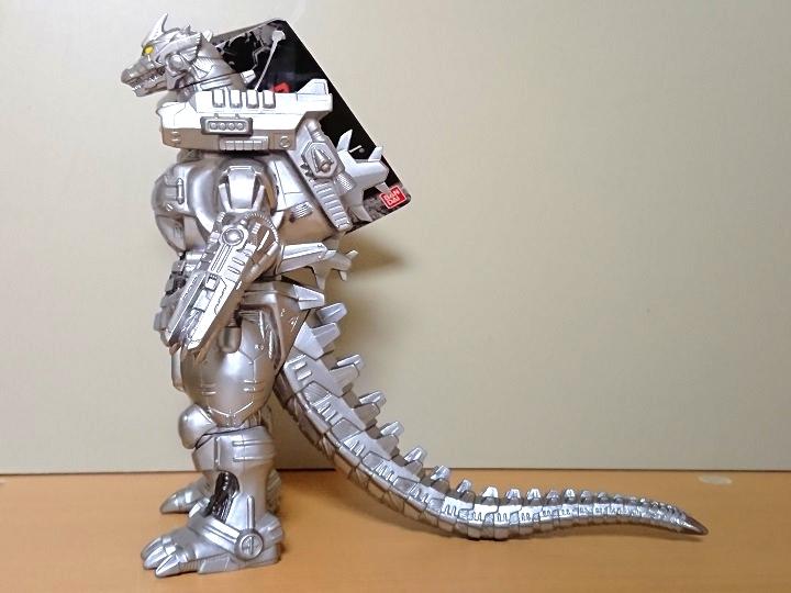 ムービーモンスターシリーズ メカゴジラ(重武装型)1
