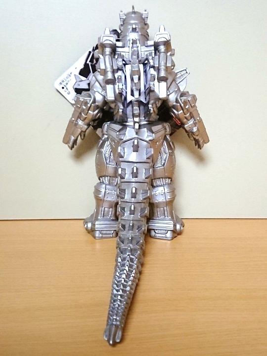 ムービーモンスターシリーズ メカゴジラ(重武装型)2