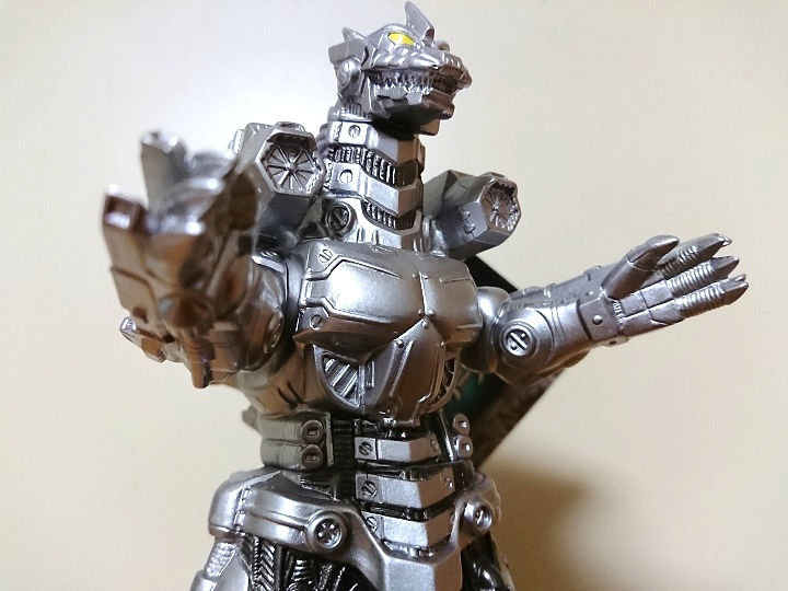 ムービーモンスターシリーズ メカゴジラ(重武装型)3