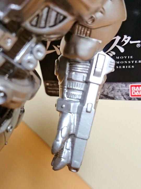 ムービーモンスターシリーズ メカゴジラ(重武装型)4