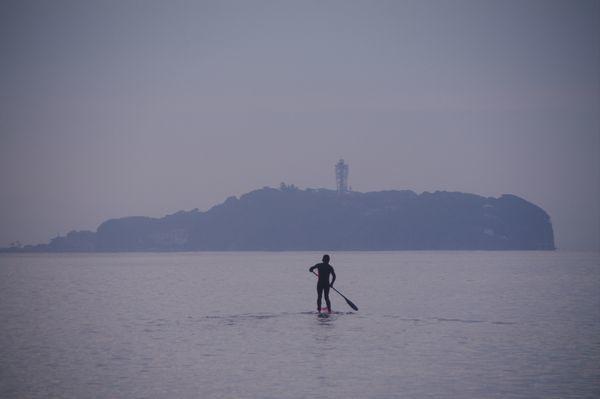 2018/05/31 今日の湘南 茅ヶ崎の海