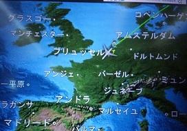 機内マップ