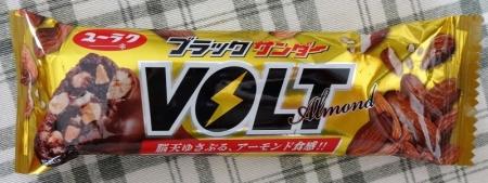 ブラックサンダーVOLT 108円