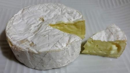 こんなカマンベールチーズ