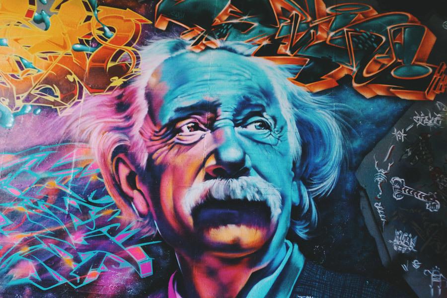 アインシュタインが語る、潜在意識、阿頼耶識まとめ